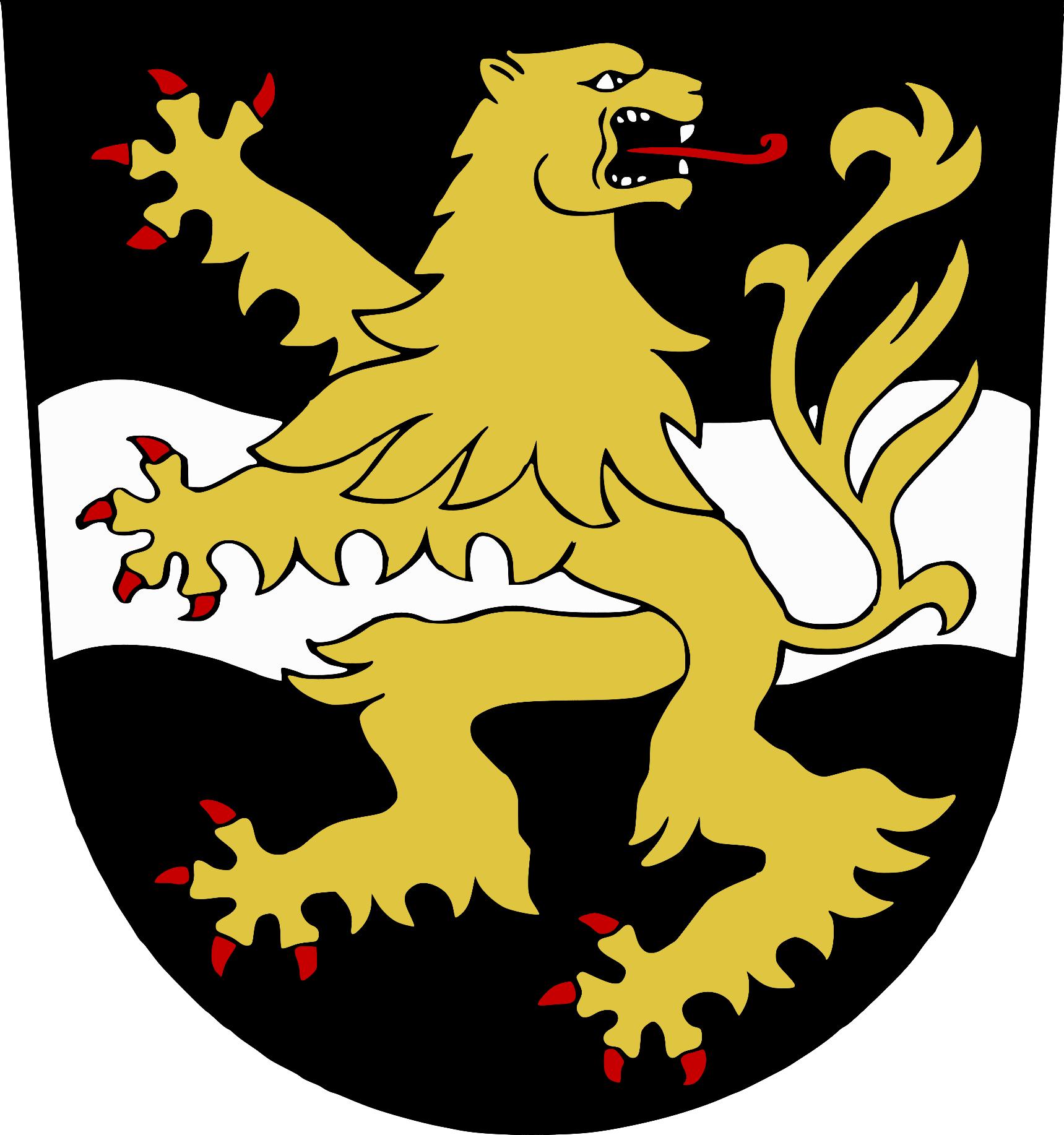 Wappen für den Ortsteil Herzlich Willkommen in Bliesdalheim! - Gersheim