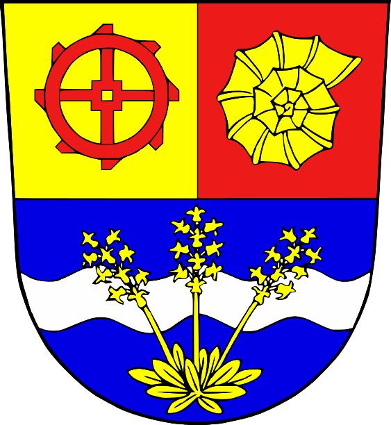 Wappen für den Ortsteil Herzlich Willkommen in Herbitzheim! - Gersheim