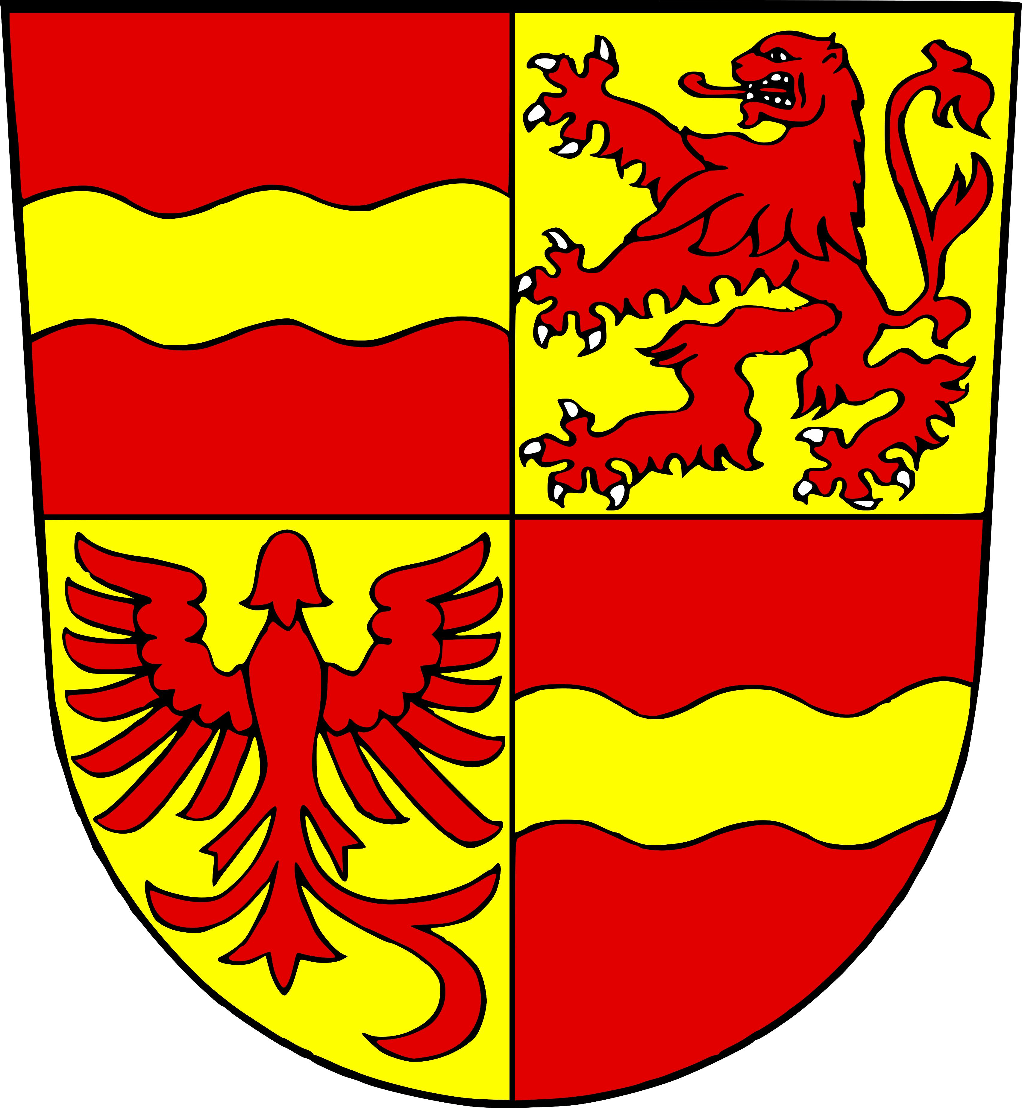 Wappen für den Ortsteil Herzlich Willkommen in Niedergailbach! - Gersheim